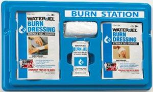 Burn Care Station, Bulk, 1 to 3, Plastic