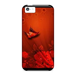 Protective AmazingAge MTsrd17020EyrXt Phone Case Cover For Iphone 5c