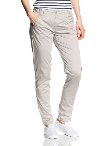 Brax, Pantalones para Mujer Grau (Silver Grey 9)
