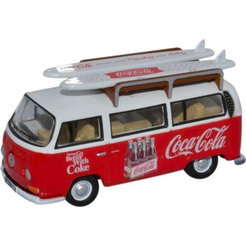 VW T2 Oxford 1:76 modello finito Modellino Auto Coca-Cola