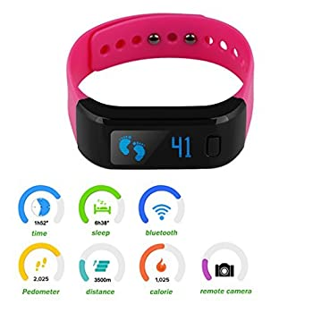 Excelvan All-in-One Smart Wristband