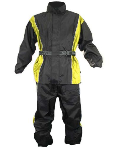 2 Piece Motorcycle Rainsuit - 2