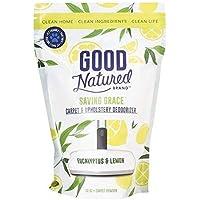 Good Natured Brand Saving Grace Carpet & Upholstery Deodorizer, Eucalyptus & Lemon - 32oz - All-Natural and Eco-Friendly…