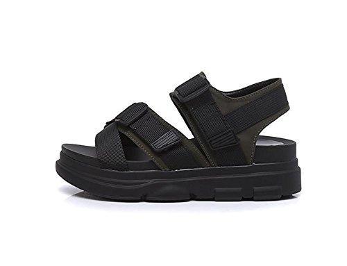 plat romaines 2 et sandales ¨¤ plat avec femme ¨¤ fond sandales fond pengweiSandales UI7cfZPqn
