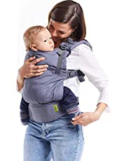 Boba X Baby and Toddler Carrier Grey
