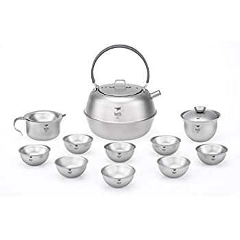 Image of Coffee & Tea Pots Keith Titanium Ti3930 Tea Set