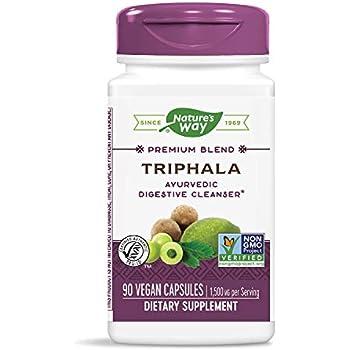 Amazon.com: Triphala cápsulas (USDA Certificado Orgánico ...