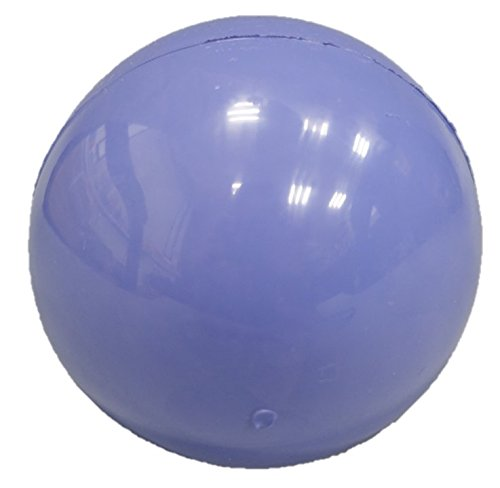 Rubber Bouncy Ball Dog Toy (XL) (Blue)