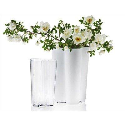 Alvar Aalto Finlandia Vase Size: Large, Color: White