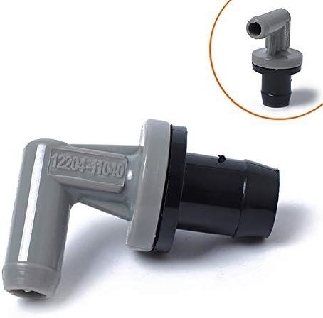 SAHUD Ersatzteile für Automotoren Auto Kurbelgehäuse-Entlüftungsventil PCV 12204-11040, for Toyota Camry (88-91) / Paseo (92-98) / Tercel (87-98)