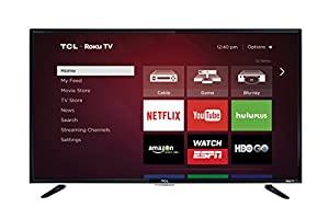 TCL  50FS3800 50-inch 1080p Roku Smart  LED TV (Certified Refurbished)