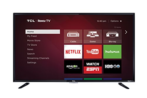 TCL 50FS3800 50-Inch 1080p Roku Smart LED TV - Tcl Lcd 40 Inch Tv
