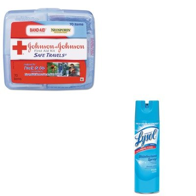 Disinfectant First Aid Kit - 8
