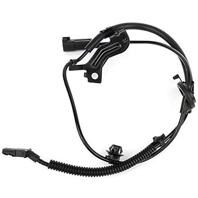 TUPARTS 1PCS Right+Rear ABS Wheel Speed Sensor ALS2087 5105064AA 5105064AB Compatible for 2007-2016 Jeep Compass, 2007-2016 Jeep Patriot, 2007-2008 Dodge Caliber: Automotive