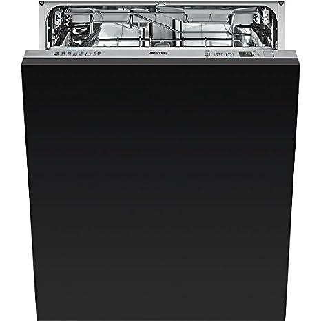 Smeg STP364S lavavajilla Totalmente integrado 14 cubiertos ...