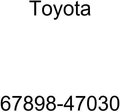 Toyota 67898-47030 Door Cushion
