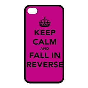 Customize Falling In Reverse Back Case for iphone4 4S JN4S-1677