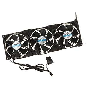 Amazon.com: Baosity GPU Cooler, Ventilador de refrigeración ...