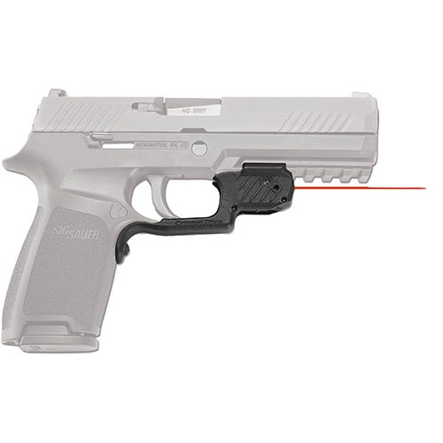 Crimson Trace Red Laser Sight for Sig Sauer P320, M17, M18 LG-420 Red Laser Sight for Sig Sauer P320, M17, M18