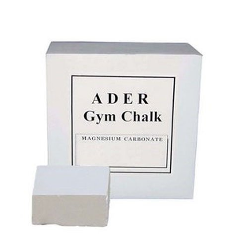 ADER SPORTING GOODS Gym Chalk 3 Lbs (24 Blocks)