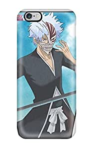 Iphone Cover Case - Death Note Bleach Naruto: Shippuden Gintama Parody Anime Crossovers Protective Case Compatibel With Iphone 6 Plus