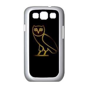 Drake Ovo Owl Samsung Galaxy S3 9300 Cell Phone Case White JR5259297