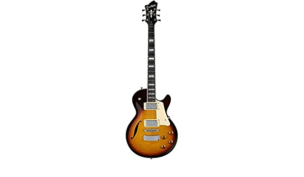 Hagstrom Super Swede F Cosmic Blackburst · Guitarra eléctrica ...