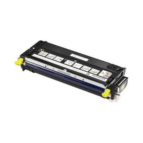 Dell H515C OEM Toner - 3130CN High Yield Yellow Toner (OEM# 330-1204) (9000 Yield) OEM