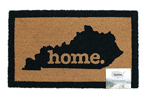 Door Mat Kentucky - Home State Apparel Kentucky Home Coir Door Mat