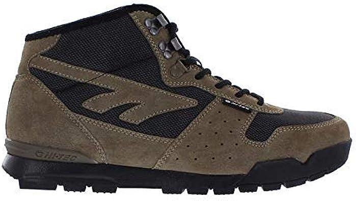 HI-TEC Men's Hiker Boot -Brown -Size