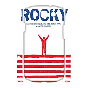 YUAHS(TM) Personalized 3D Hard Back Phone Case for Samsung Galaxy S3 I9300 with Rocky Balboa YAS906290
