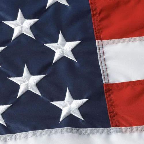 ChoicePlus 3X5Ft American/U.S. Flag, SolarMax and Heavyweigh