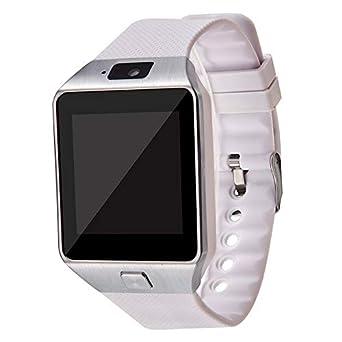 Maxinrytec Bluetooth Smart Watch in DZ09 Relojes Smartwatch ...