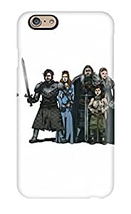 New Fashionable StarFisher XsxSz2738mNPSX Cover Case Specially Made For Iphone 6(game Of Thrones Fan Art)