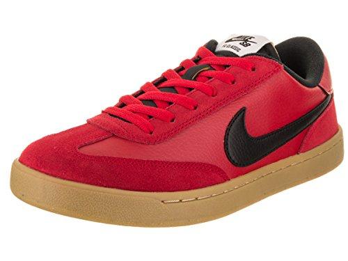 NIKE Men's SB FC Classic University Red/Black/White Skate Shoe 10.5 Men US
