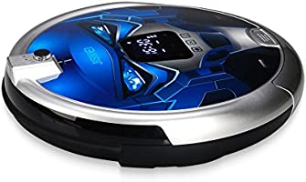 JISIWEI S+ Robot Aspirador Inteligente, con cámara HD de seguridad ...