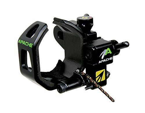 MiniXX Apache Tool-Less Adjustment knobs Arrow Rest Right Hand ()