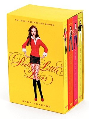 pretty little liars books box set - 5