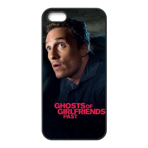 Ghosts Of Girlfriends Past 7 coque iPhone 5 5S cellulaire cas coque de téléphone cas téléphone cellulaire noir couvercle EOKXLLNCD23893