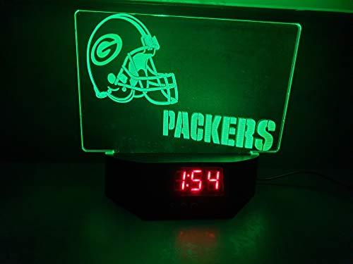 Minnesota Vikings  Led Schild Tischlampe Neonschild USA 3D Neon NFL Neon