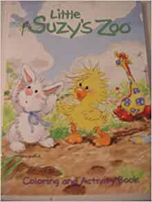 suzy spafford coloring pages - photo#28