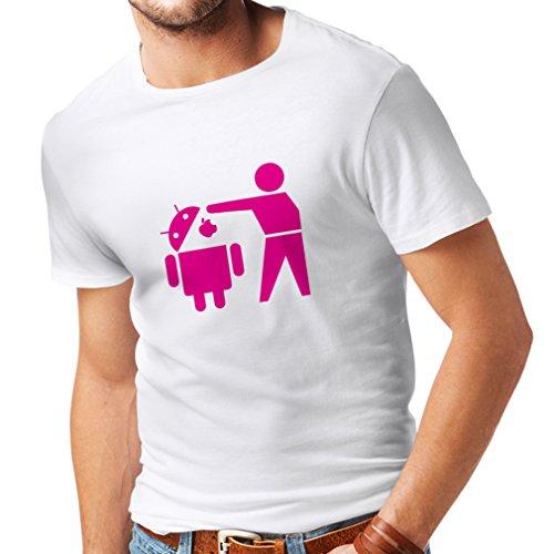 n4213-mens-t-shirts-funny-robot-gift-t-shirt-xxxx-large-white-magenta