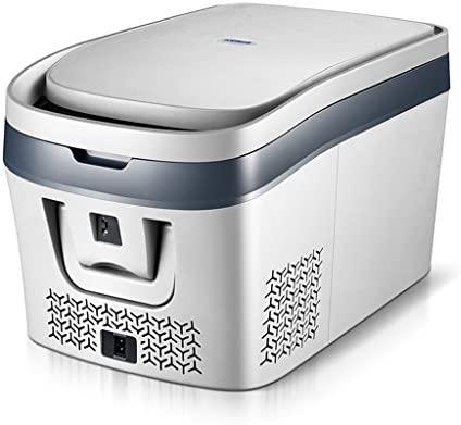 Amazon.es: Refrigerador del coche 28L, congelador de compresor ...