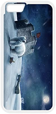 Amazon.com: Polar bear PEL0044755 Phone Back Case Customized ...