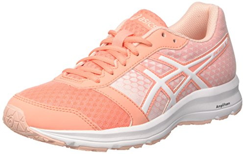 Patriot Pi 9 Chaussures begonia 0601 De Running Asics Rose Femme Pink white seashell gwqPAwd