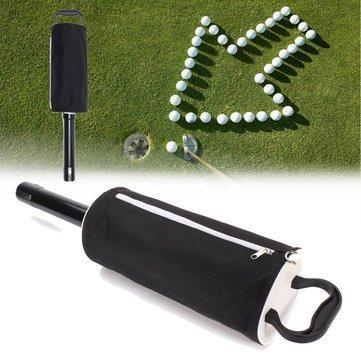 b660d069d4ef Amazon.com   Team Sport Golf - Portable Golf Shag Bag 60 Balls Convenient  Hop-Pocket Pick Up Bag Storage - 1 x Golf Shag Bag   Pet Supplies