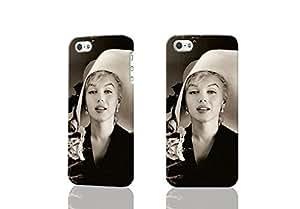 diy phone caseMarilyn Monroe 3D Rough Case Skin, fashion design image custom , durable hard 3D case cover for iphone 5/5s , Case New Design By Codystorediy phone case