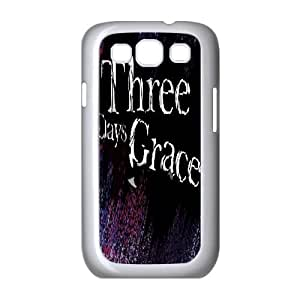 LSQDIY(R) Three Days Grace Samsung Galaxy S3 I9300 Hard Back Case, Personalized Samsung Galaxy S3 I9300 Case Three Days Grace