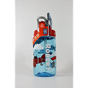 Personalized .4L Kid's Airplane Bandits Camelbak Bottle