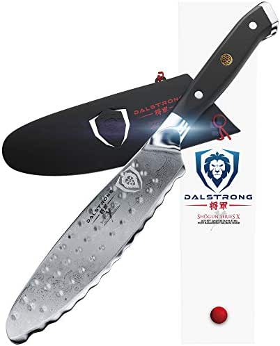 DALSTRONG- Ultimate Utility Knife - Shogun Series X - Damascus - 6